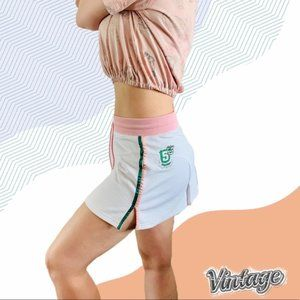 Triple Five Soul | Tennis Skirt Asymmetric Vintage